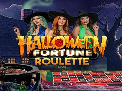 win free spins playing halloween fortune live roulette
